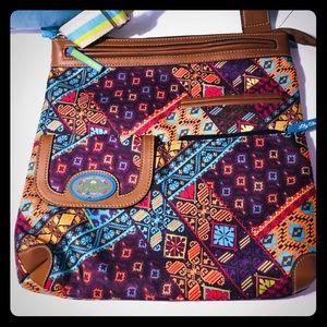 Lily Bloom crossbody eco friendly purse